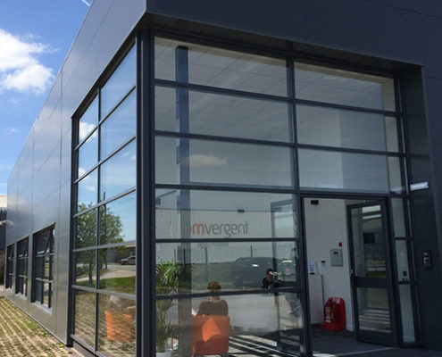 New Comvergent Offices